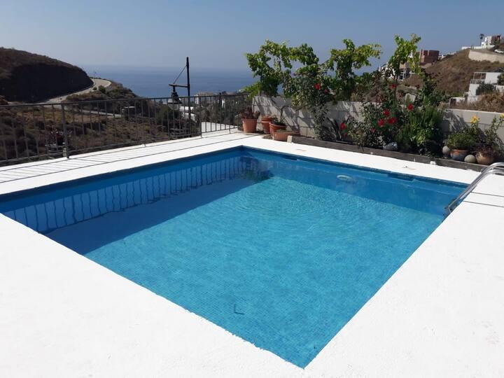 Villa Sonny, Private Pool on Peñoncillo, Torrox Co