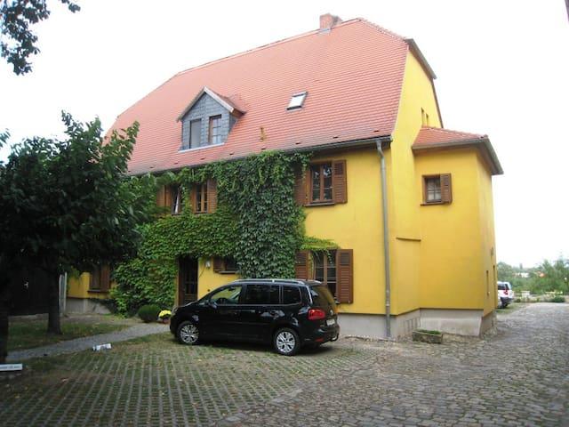 Schöne und ruhige Wohnung in der Altstadt - Merseburg (Saale) - Pis