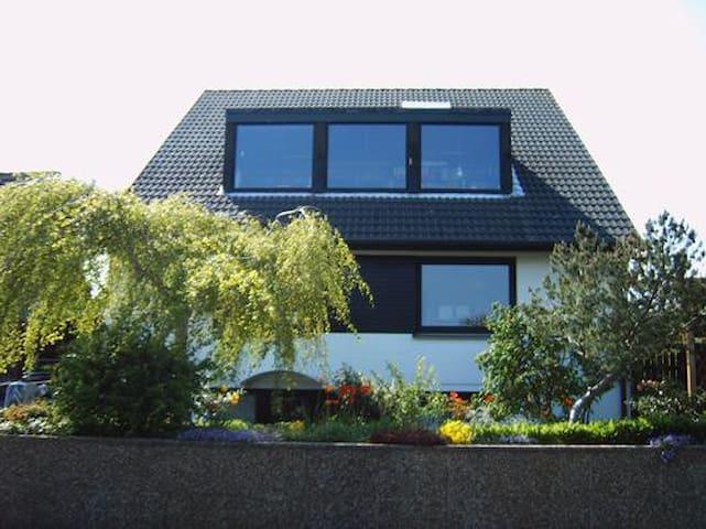 Haus am Wendtorfer Strand - Kieler Außenförde