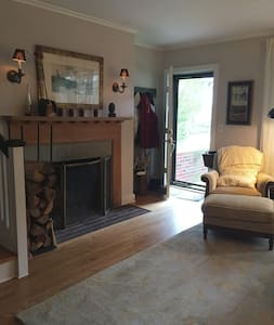 Beautiful Townhouse in Charming Village near NYC - Bronxville - Byhus