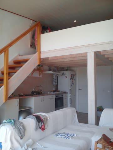 Loft cerca del mar - Girona - House