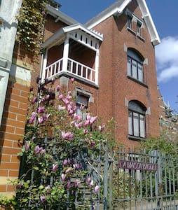 L'appartement de La Maison Brodée - Écaussinnes d'Enghien  - 独立屋