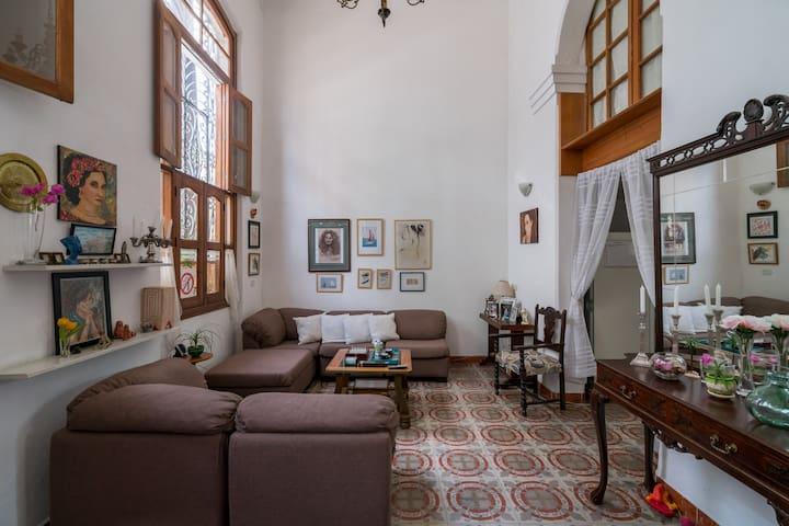Casa Felicia A, 2 habitaciones dobles y espaciosas