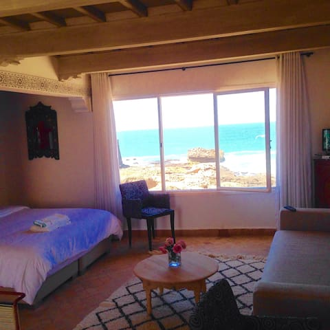 Magnificent Ocean View Apartment - Essaouira - Apartmen