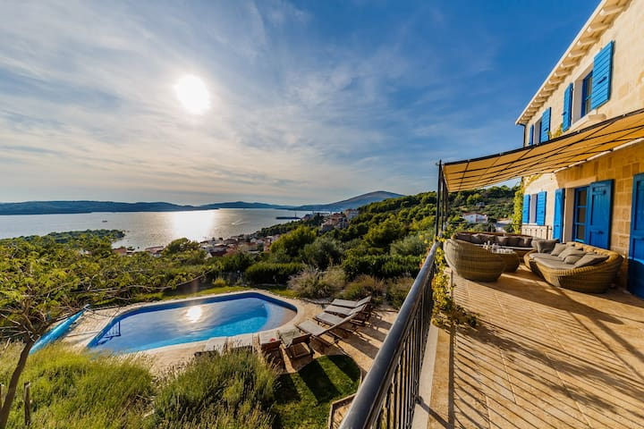 Villa Amarina, sea, luxury, pool, wellness service