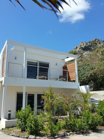 Ti AVRIL VILLA ONE BEDROOM PRIVATE VILLA NEAR SEA - Gustavia - Villa
