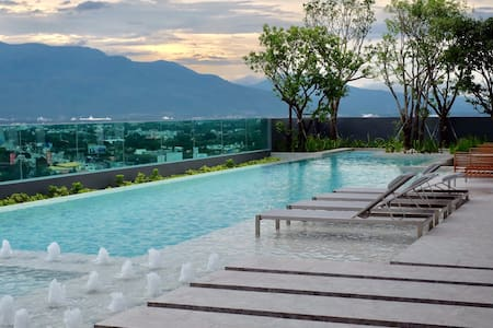 HIGHT RISE LUX CONDO 1BED ROOF TOP POOL