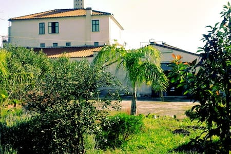 Traditional manor farm near Amalfi Coast - Pontecagnano - Haus