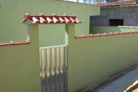 Casa aconchegante na ilha de Paquetá