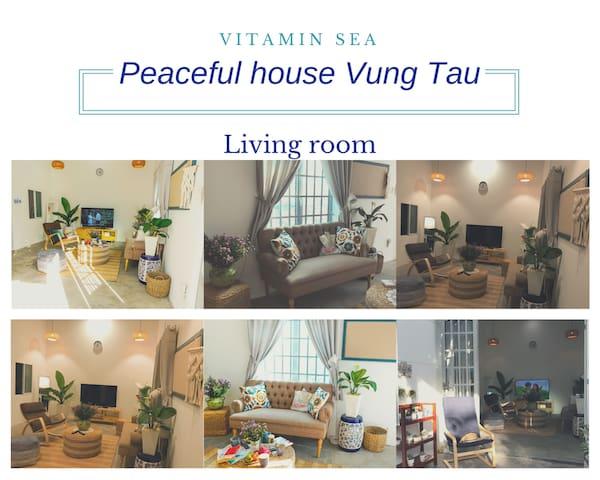 PEACEFUL HOUSE VUNG TAU