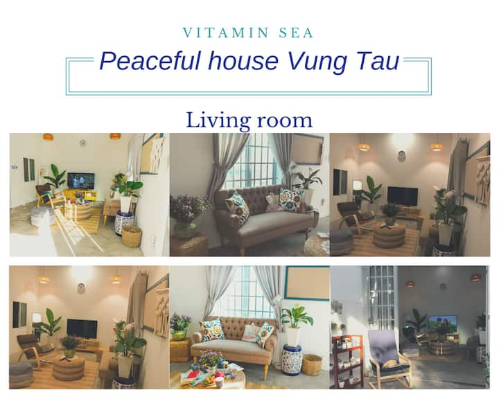 Peaceful house Vung Tau