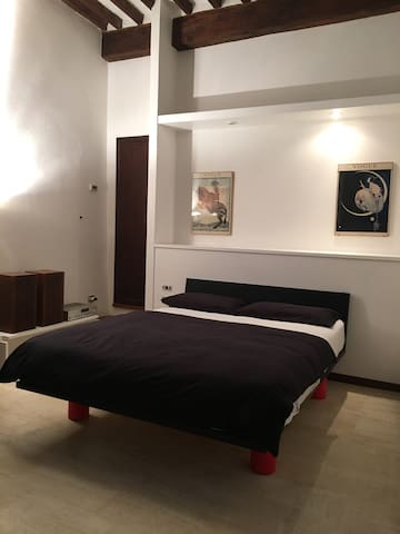 Nice room with private bathroom - Montevarchi - Maison