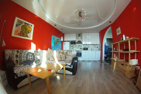 Spacious apartments with a stunning view - Sankt-Peterburg - Wohnung