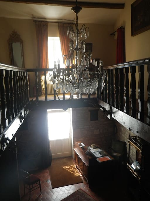 Chambre rose la p rotine dans le marais poitevin maison for Chambre d hte marais poitevin