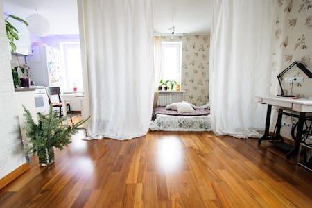 Studio apartment near Profsoyuznaya - Moscow