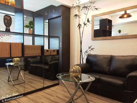 New fully furnished 1 BR unit in Kapitolyo Pasig