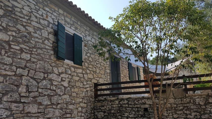 Villa Pounentes Lakka Paxos