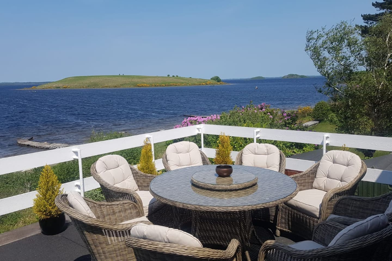 Amazing Panoramic Views of Lough Corrib