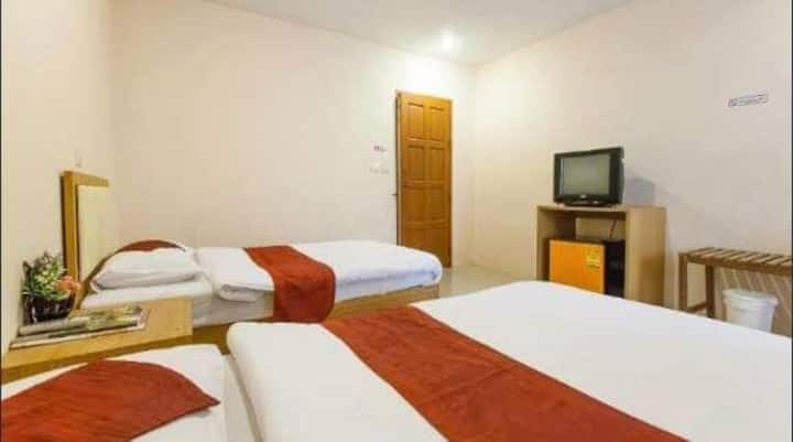 Cozy Villa Hotel Bangkok