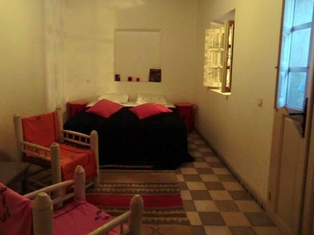 Le Riad de Claire chambre 1
