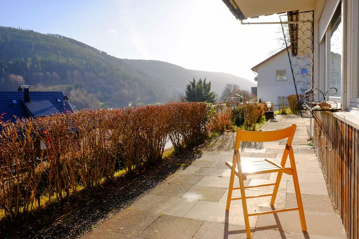 Malva Cosy Apartment - Bad Wildbad - Apartamento