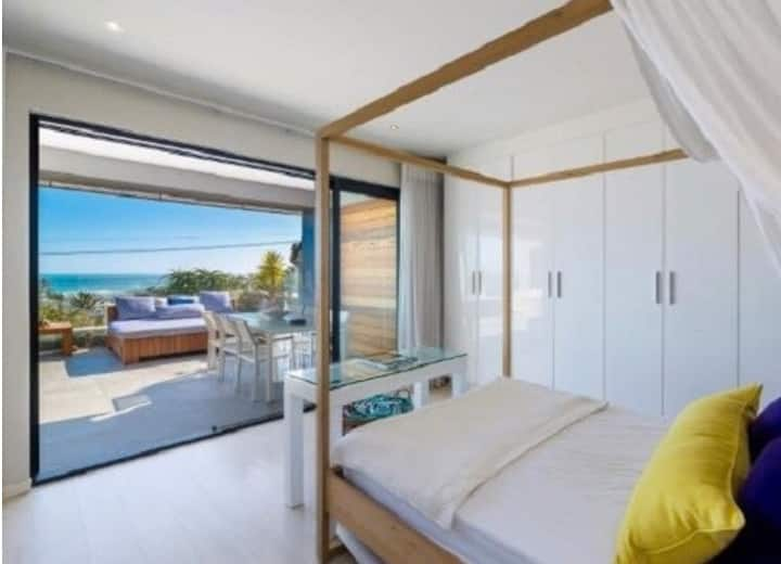 Luxury IBIZA suite in modern Camps Bay villa