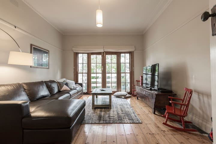 Delightful, warm, renovated family home.