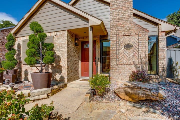 Betty's Casita - 2br/2bth House - Downtown Dallas