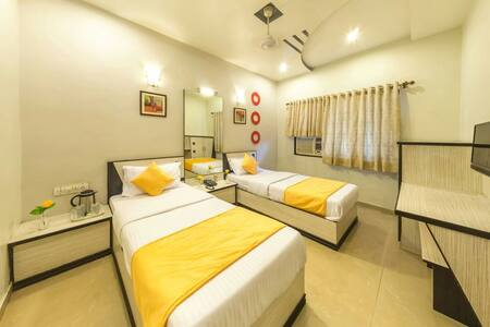 Executive Single Room - Ahmedabad