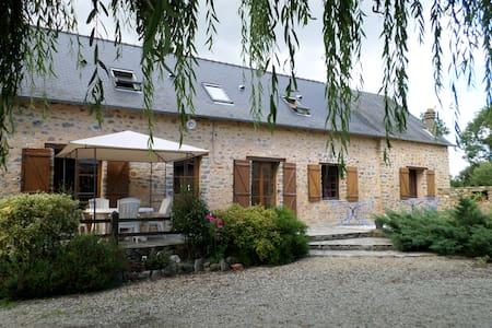 chambres a la campagne - Saint-Denis-du-Maine - Rumah