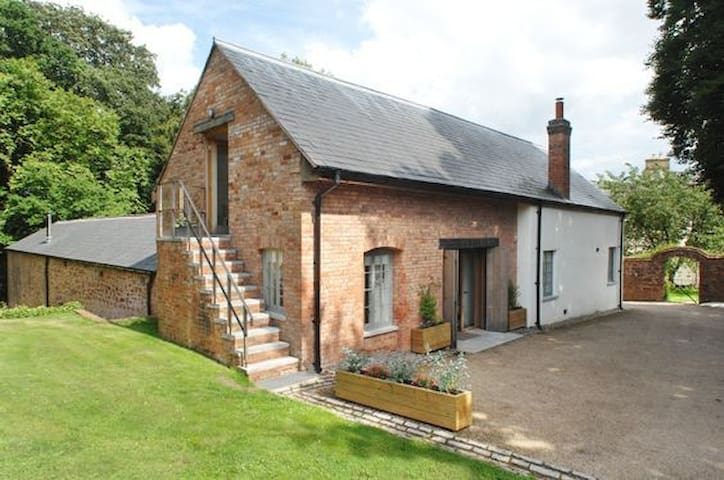 Stable Cottage set in grounds of Country Estate - Milverton - Huis