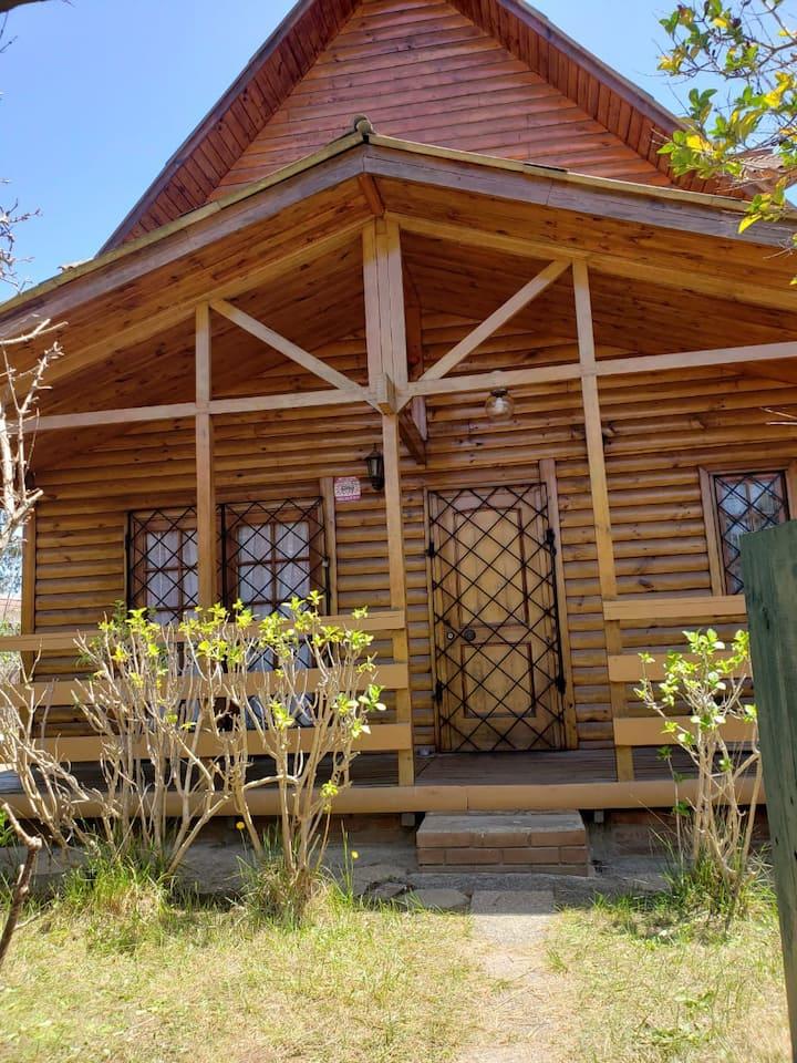Agradable y cómoda casa en Algarrobo