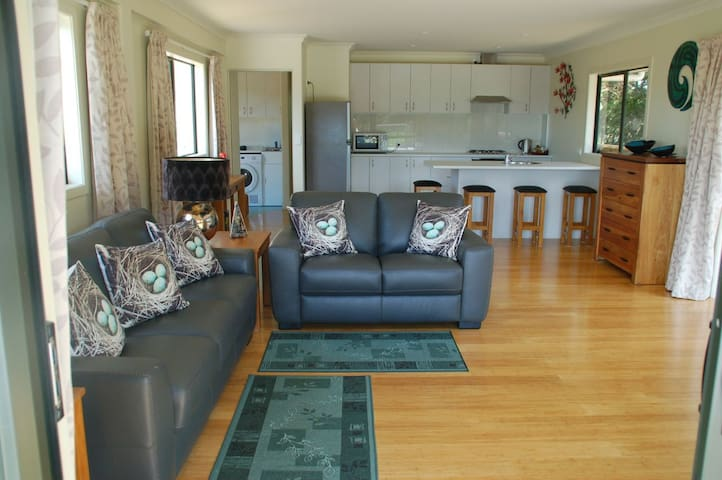 Kohinui Glade Holiday Cottage - Parua Bay - Guesthouse