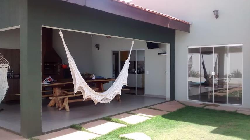 Bela Casa em Chapada dos Guimarães