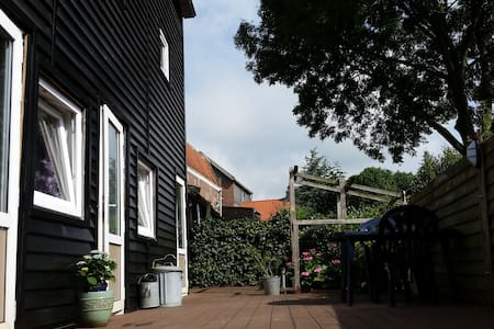 Bed & Breakfast Overnachten in Westmaas - Westmaas - Bed & Breakfast