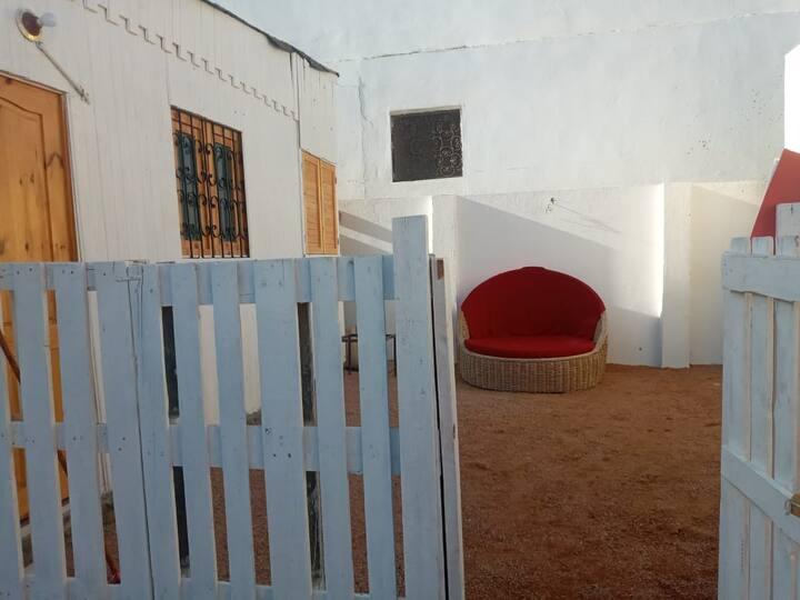 The Hut studio