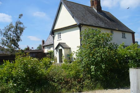 Beautiful 3 bedroomed cottage with stunning views - Stowmarket - Σπίτι
