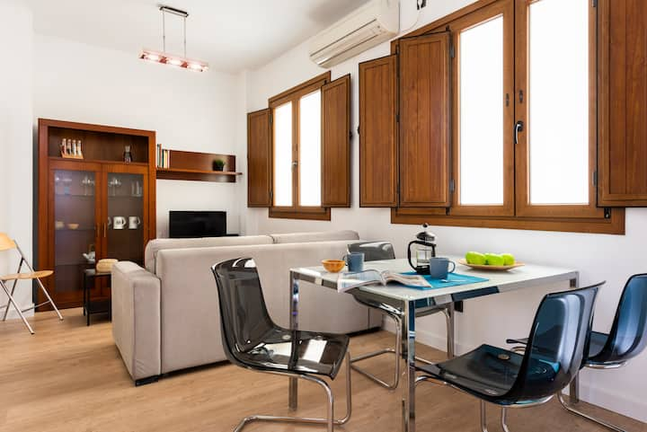 Tranquilo apartamento céntrico en Sevilla