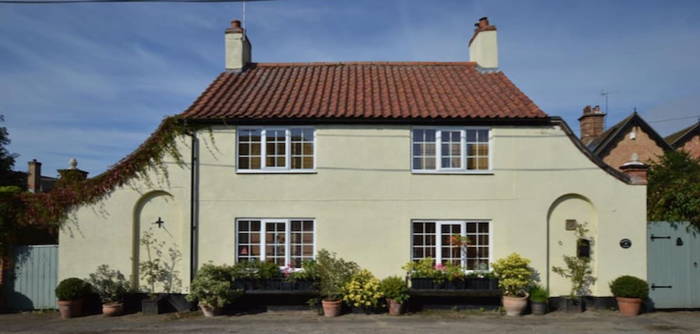 Cosy and peaceful Victorian cottage - Lincoln - House