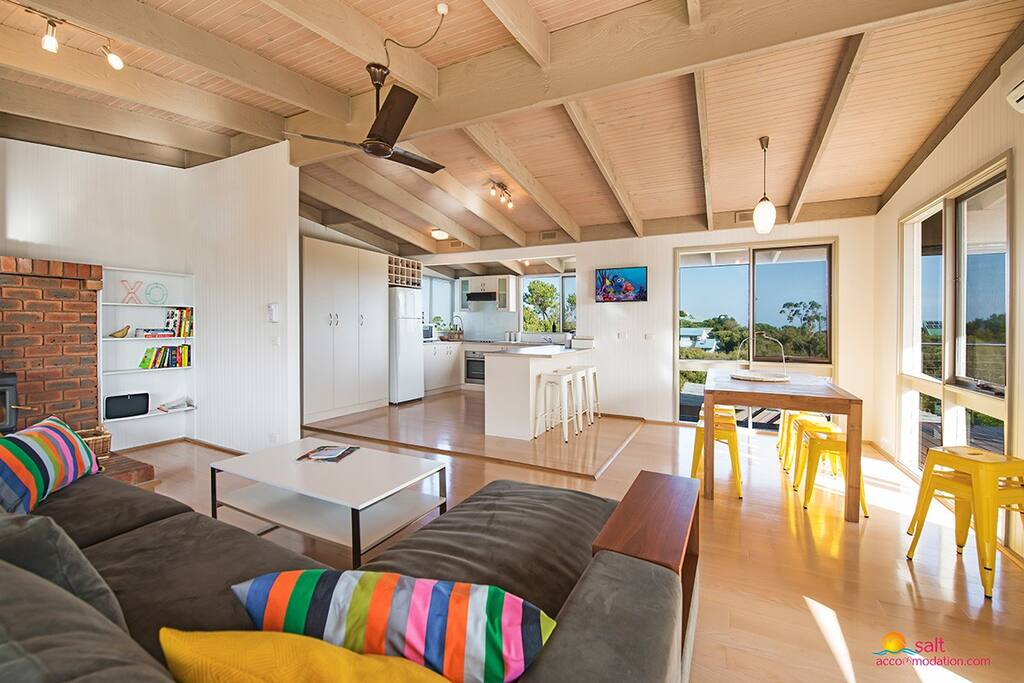 Fantastic lounge living