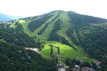 all season fun on the trails of Beech Mountain ski resort.