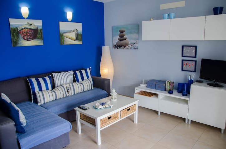 """Mi casita de la playa"" - Arrieta - Apartment"