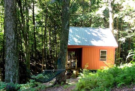 Cabin Getaway-Relax,Restore,Rejuvenate-open April - Hyde Park