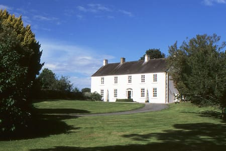 Ballymote Country House B & B Luxury 4* - County Down - Inap sarapan