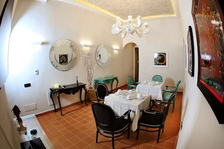 B&B LUXURY SCACCIAVENTI - Cava de' Tirreni - Bed & Breakfast
