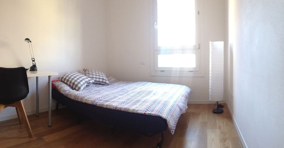 Cozy room with private bathroom in Verona - Verona - Daire