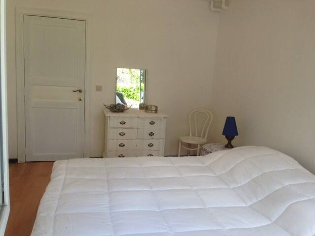 Chambre plus gd appart plus jardin - Overijse - Wohnung
