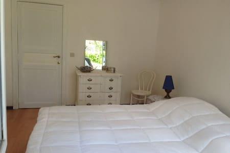 Chambre plus gd appart plus jardin - Overijse - Lägenhet