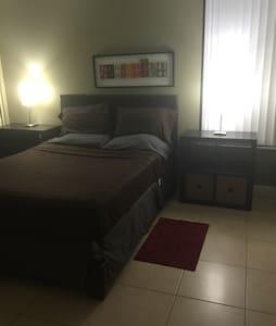 Habitación privada con baño - Appartamento
