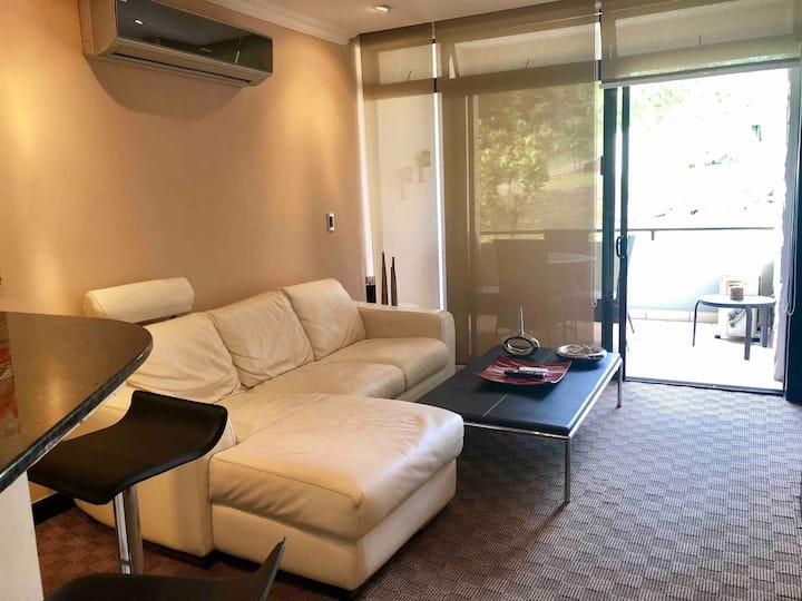 Lujoso apartamento en Santa Ana